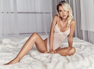 Interview: Model Anastasiia Zheliezniakova  (Belgium)