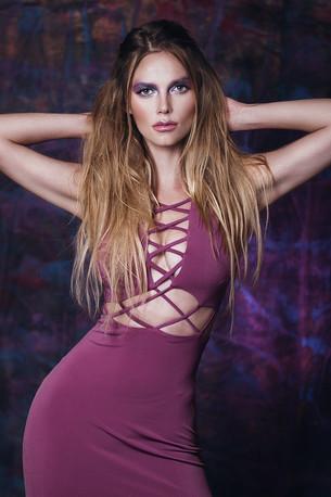 Interview: Model Nataly Bocharova (Mexico)