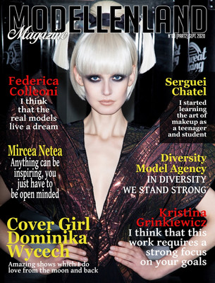 Interview: Cover Girl Dominika Wycech (Poland)