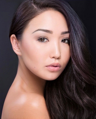 Interview: Model Ms.Narangerel Batjargal (Mongolia) (France)