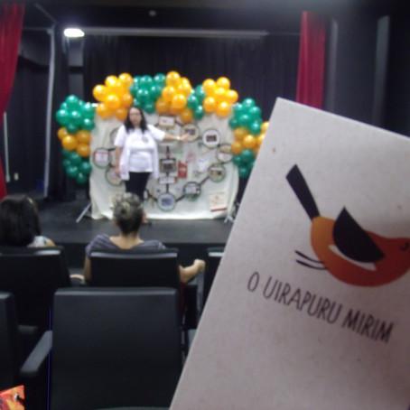 O Uirapuru Mirim é lançado na UVS Essencis Caieiras