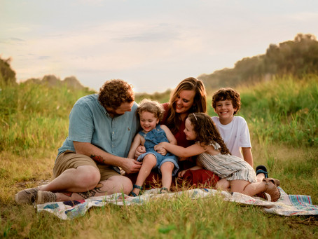 TIPS FOR A STRESS FREE FAMILY SESSION