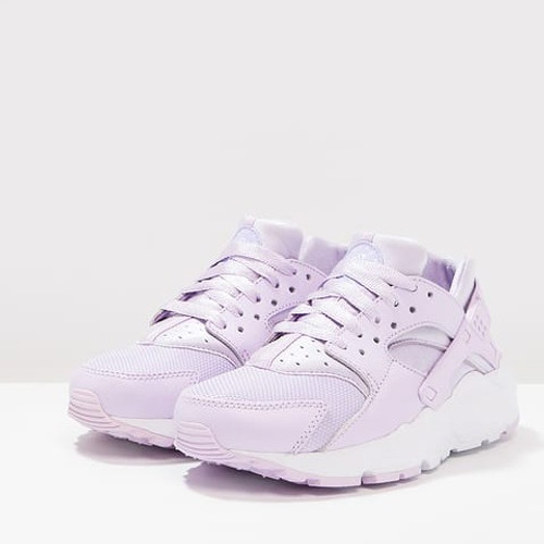 official photos b2dec b4f2c ... Nike Huarache SE GS Purple ...
