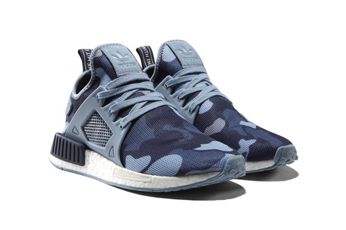 New NMD XR1 Duck Camo BA7231 Black REAL BOOST Bottom With