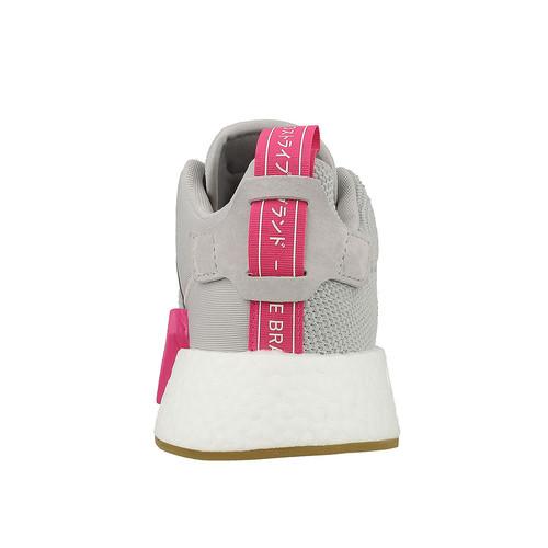 Adidas NMD R2 Grey Pink