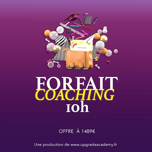 Coaching de 10h