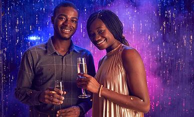 elegant-african-american-couple-enjoying