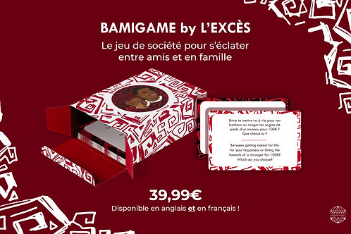 BamiGame x L'EXCES