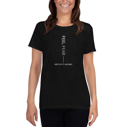 T-shirt à Manches Courtes pour Femme