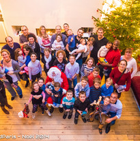 Arbre de Noel Parents enfants CE - Upgra