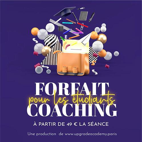 1 séance de coaching de 1h