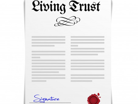 Stop Procrastinating, Start Planning Your Living Trust