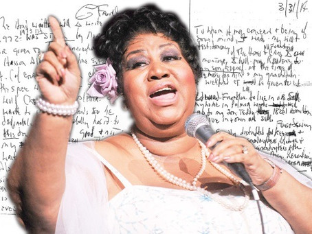 Discovery of Multiple Handwritten Wills Throws Aretha Franklin's Estate Into Turmoil