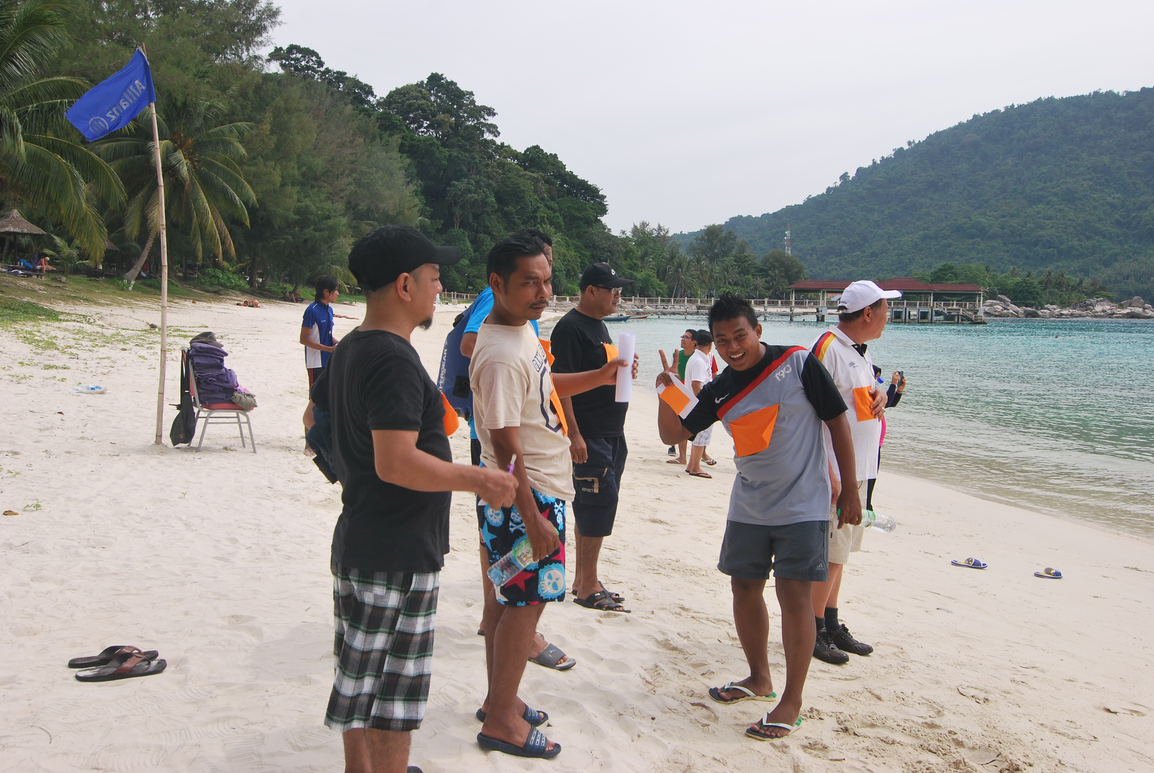 Allianz KB Pulau Perhentian