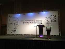 PAM Gold Medal awards 2012