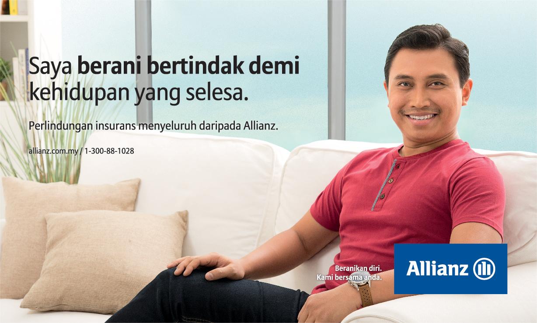 Dare to horizontal ad design 3