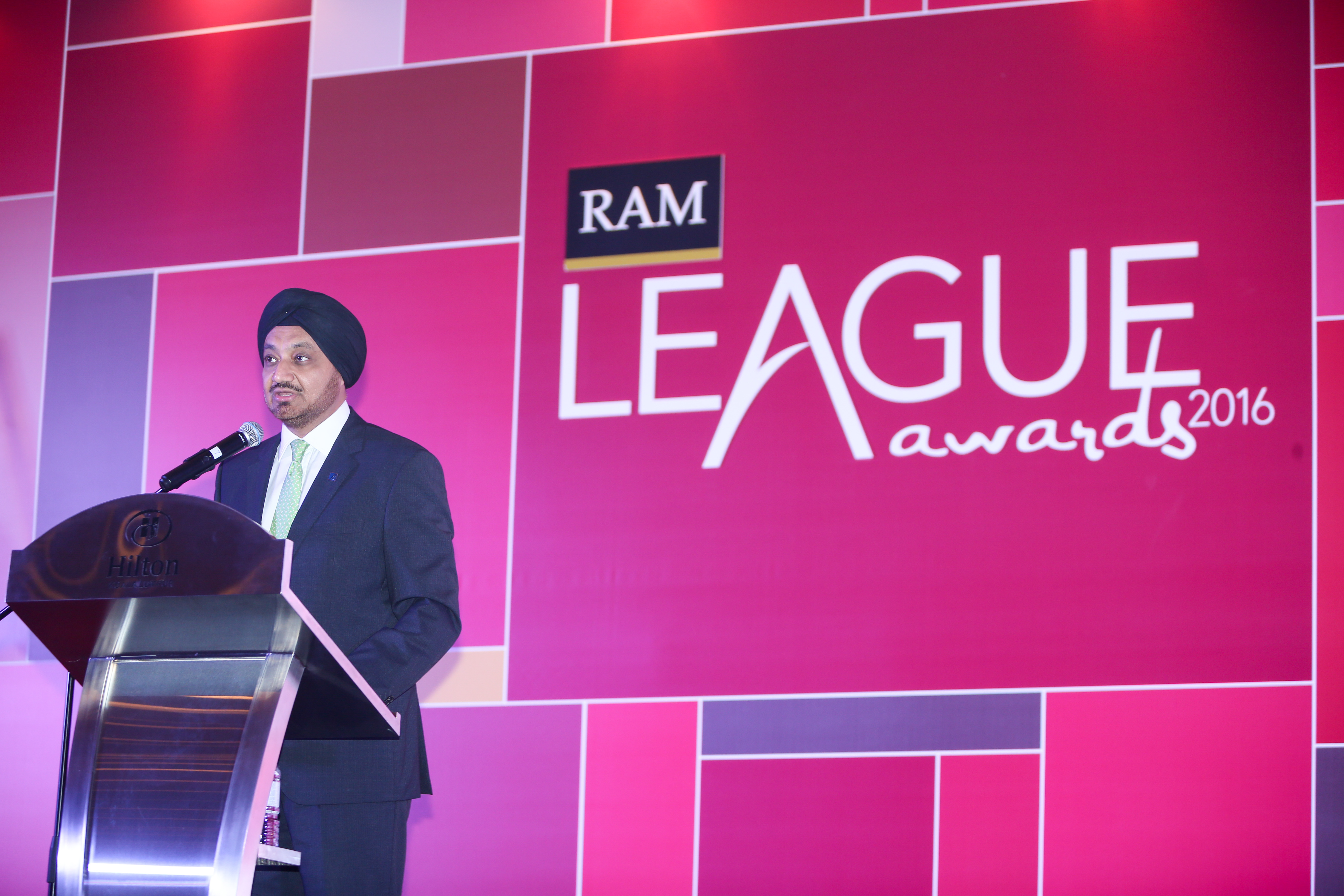 RAM League Awards 2016