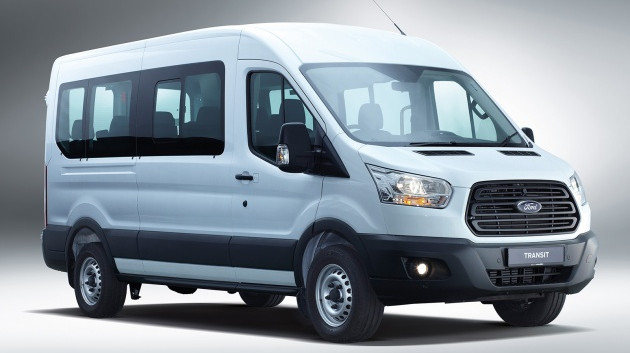 High yop van