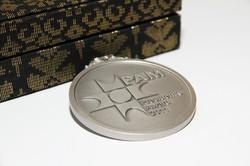 PAM President award medal