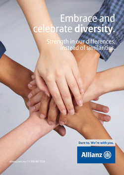 Allianz Harmony ad
