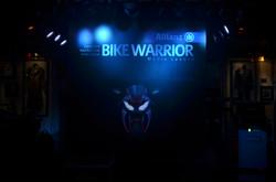 Allianz Bike Warrior launch