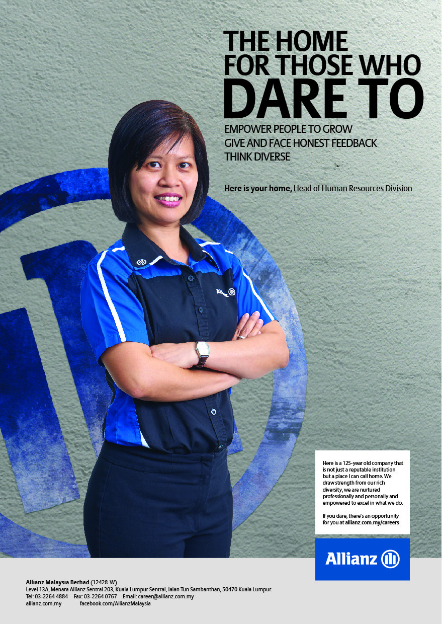 Dare to flyer