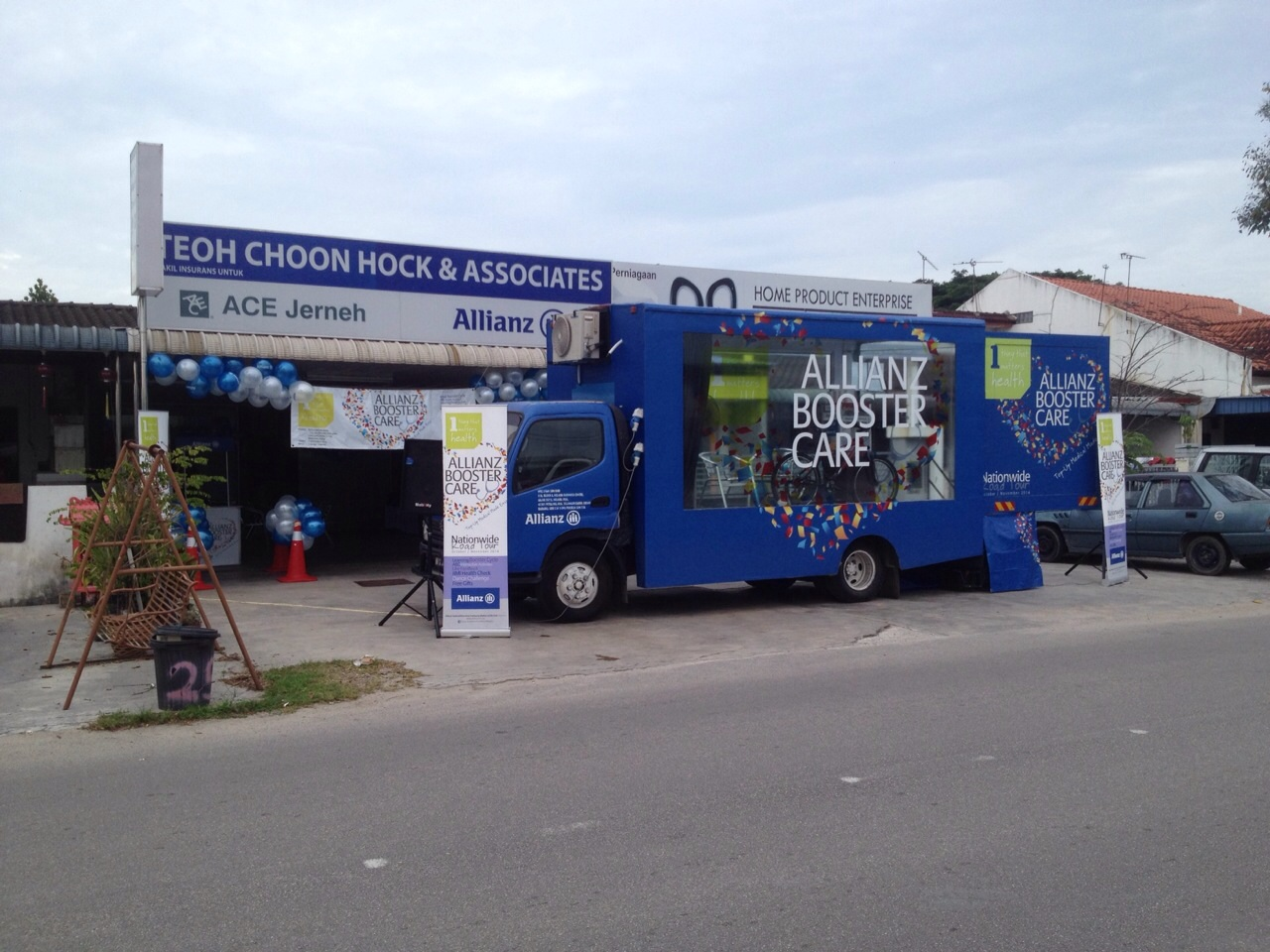 Allianz ABC nationwide roadshow