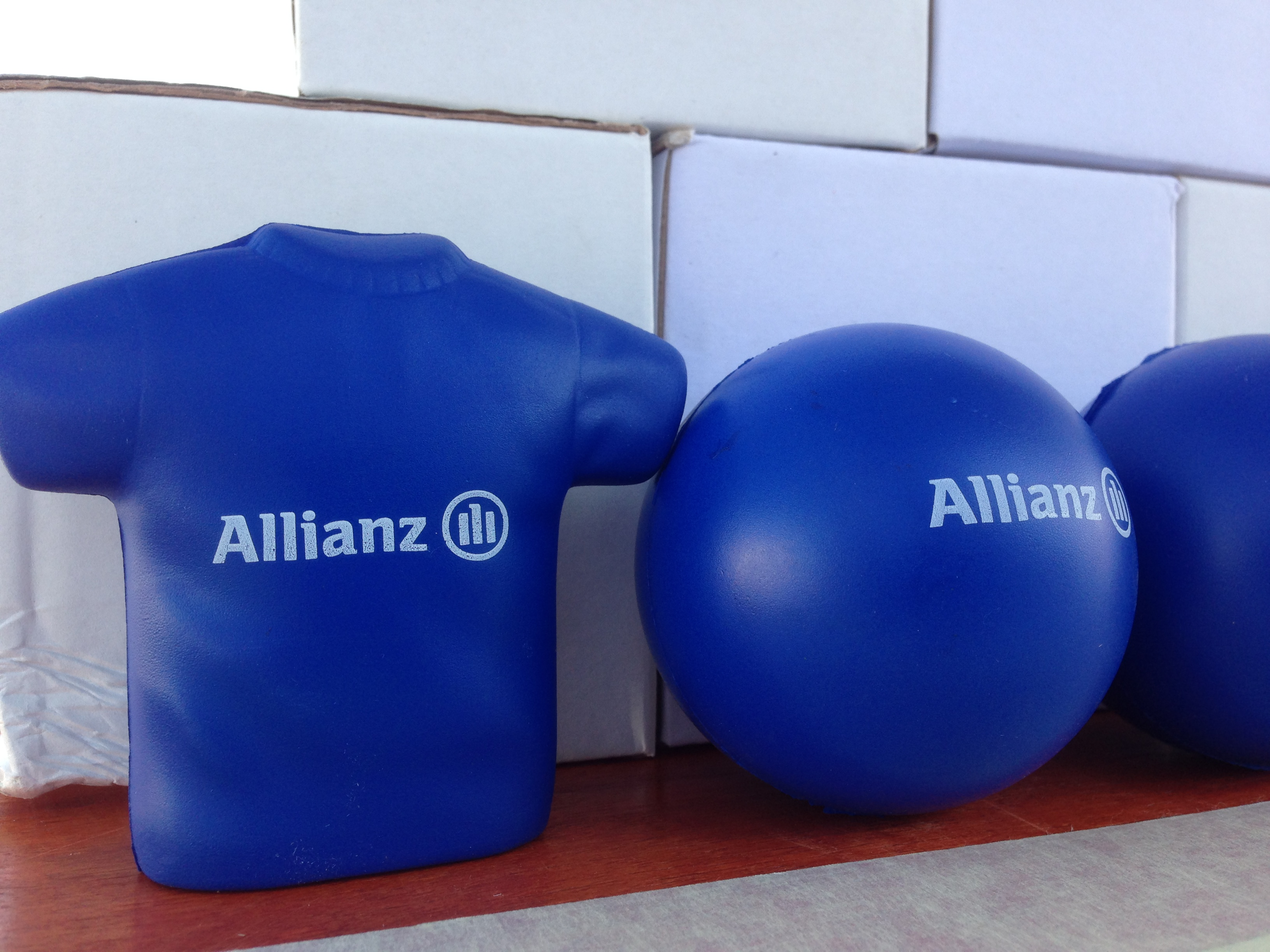 Premium gifts for Allianz