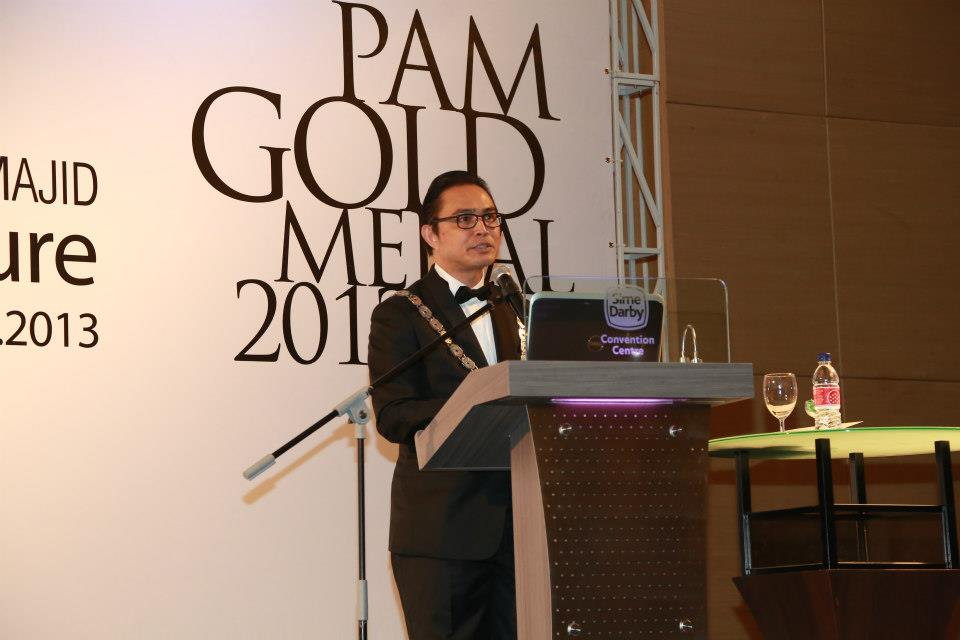 PAM Gold Medal