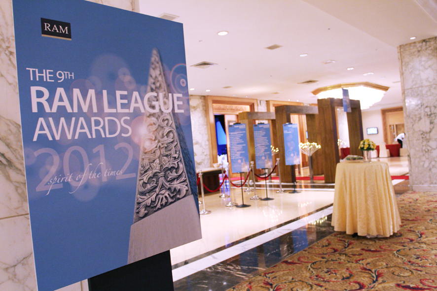 RAM League Awards 2012