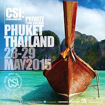 CSI 2015 Private Phuket