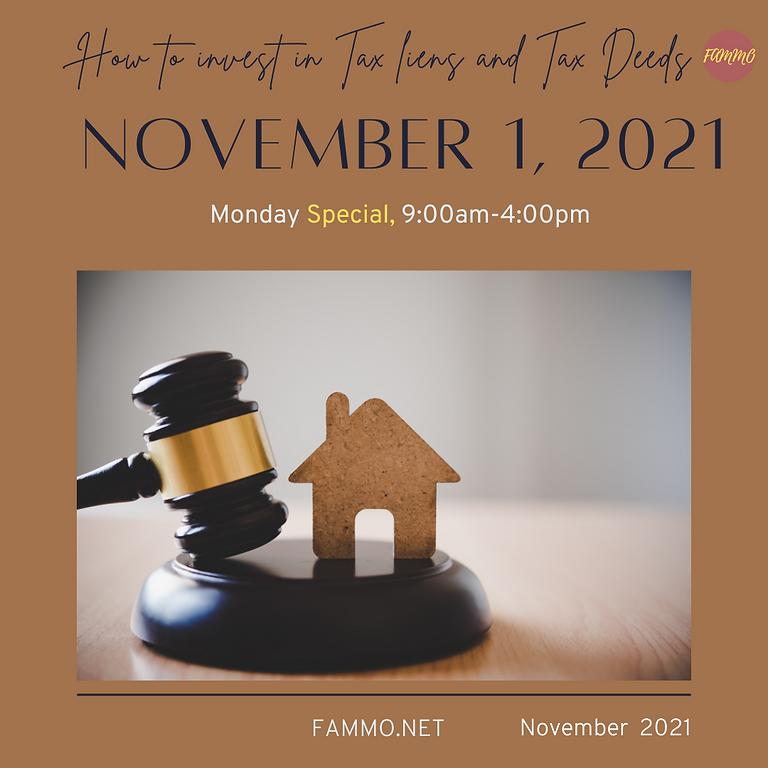November 1st,  8-hr Group Webinar