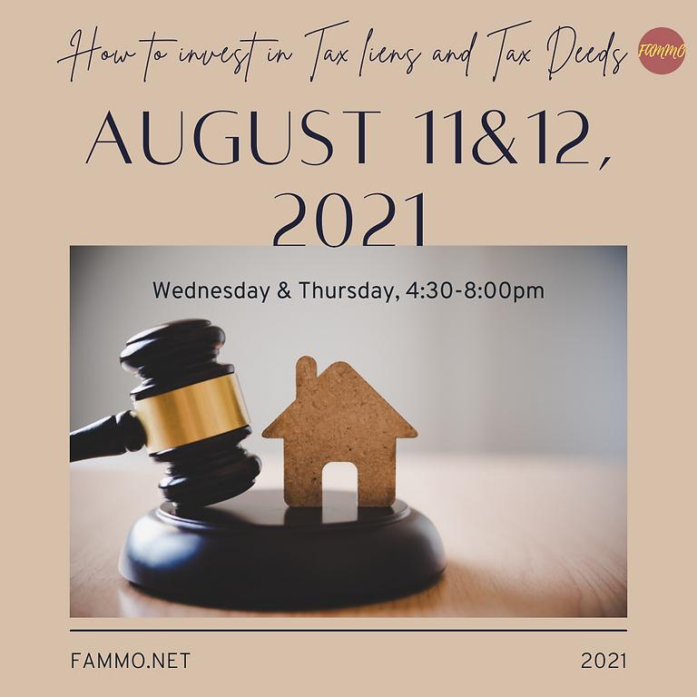 August 11th & 12th, 2day Webinar
