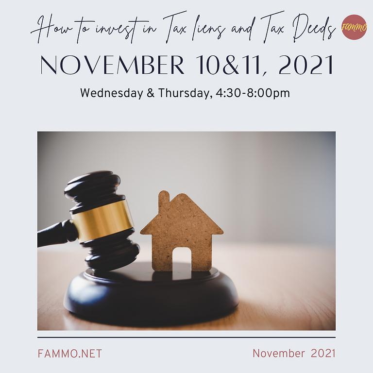 Nov 10th & 11th, 4-hr Group Webinar