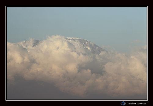 Kilimandjaro 2 - Cadre Paysage - Kia Moy