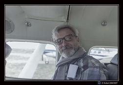 Norbert avion aérodrome Seronera - Cadre