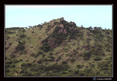 Paysage rocheux- Cadre Paysage - Serenge