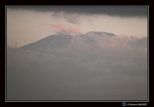 Kilimandjaro 4 - Cadre Paysage - Kia Moy