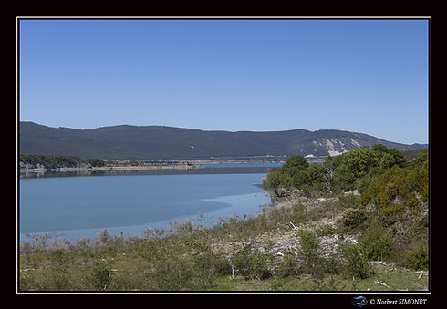 Lac Espagne - Paysage - Canon EOS7DMII+