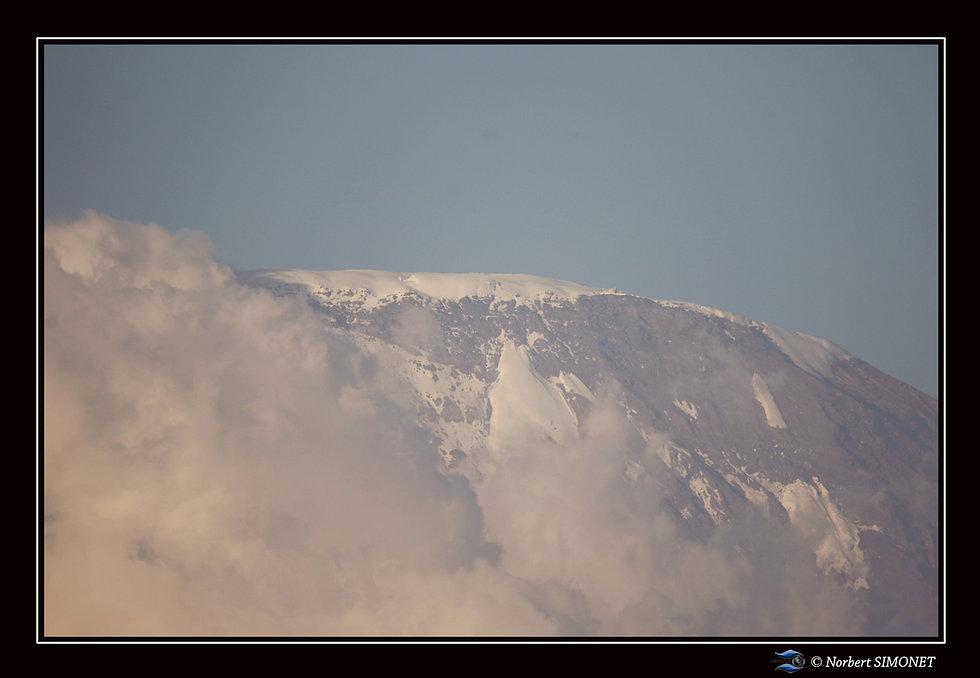 Kilimandjaro 3 - Cadre Paysage - Kia Moy