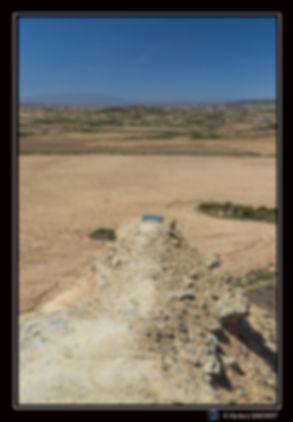 Sommet mont gravis 462m Portrait - Barde