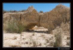 Instagram Arche dans canyon Paysage - Ba