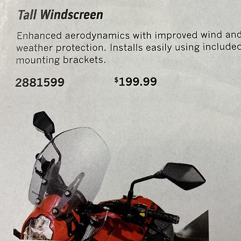 Empulse TT Tall Windscreen