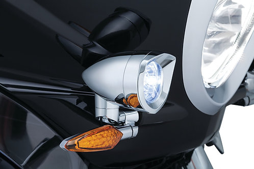 5061 Driving lights for Victory, Chrome