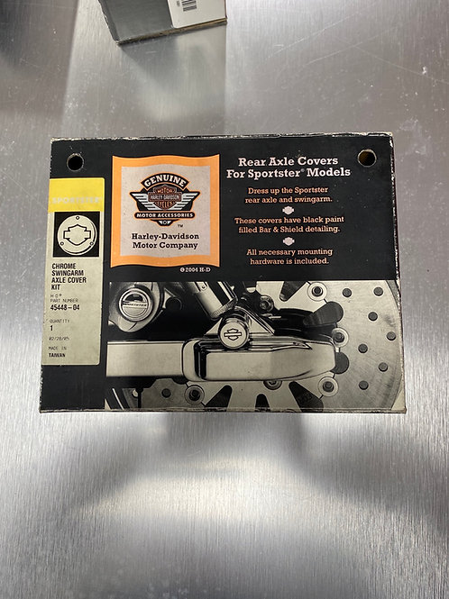 Rear Axle Covers for Sportster Models