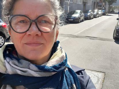 Coach in het licht: Fina Vanbuel