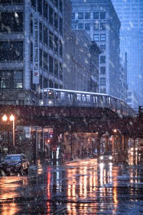 Chicago_ElTrain_Wabash_Snow_Nov2019_sRGB