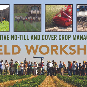 No-till and Cover Crop Managment Field Workshop