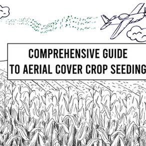 A Comprehensive Guide to Aerial Cover Crop Seeding