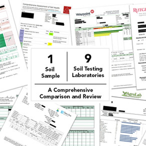 Comparing Soil Test Results